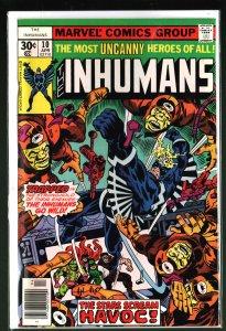 The Inhumans #10 (1977)