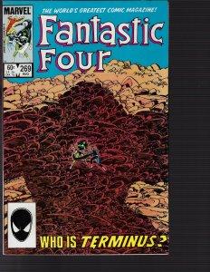 Fantastic Four #269 (Marvel, 1984) VF+