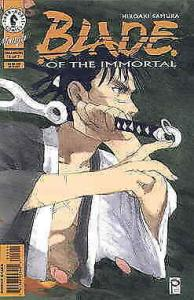 Blade of the Immortal #15 VF; Dark Horse | save on shipping - details inside