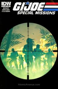 G.I. Joe Special Missions (3rd Series) #14A FN; IDW | save on shipping - details