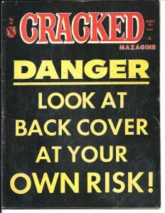 Cracked No. 60, May, 1967 (FN)