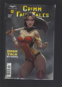 Grimm Fairy Tales #42 Cover D