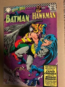 Brave and the Bold (1955) 70 Very Fine(7.0) Batman and Hawkman