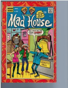 Archie's Madhouse #62 (1968) VG/FN
