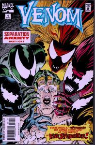 Venom Separation Anxiety #1 - VF Condition