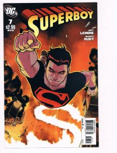 Superboy # 7 DC Comic Books Hi-Res Scans Modern Age Awesome Issue WOW!!!!!!!! S6