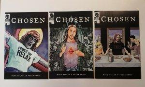 Chosen #1-3 Complete Set Dark Horse Comics 2004 VF/NM Or Better