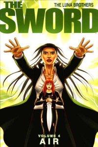 Sword (2007 series) Trade Paperback #4, NM- (Stock photo)