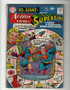 Action Comics # 360 VG DC Comic Book Superman Batman Green Lantern Flash KD1