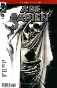 Abe Sapien: Dark and Terrible #17 VF/NM; Dark Horse | save on shipping - details