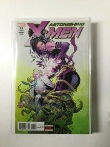 Astonishing X-Men #11 (2018) HPA