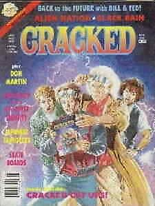 Cracked #253 VF; Globe | save on shipping - details inside