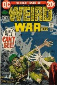 Weird War Tales (1971 series) #7, VG+ (Stock photo)
