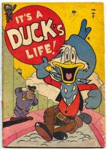 It's A Duck's Life  #5 1951 Atlas Funny Animal comic G+