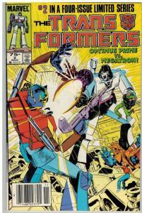 TRANSFORMERS 2 FN Nov. 1984