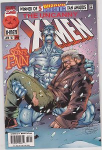 Uncanny X-Men #340