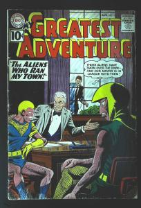My Greatest Adventure (1955 series) #58, VG (Actual scan)