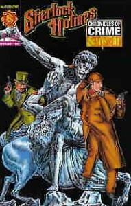 Chronicles of Crime and Mystery: Sherlock Holmes #1 FN; Northstar | save on ship