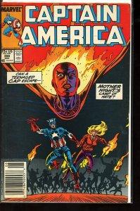 Captain America #356 (1989)