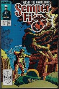 Semper Fi' #3 (Marvel, 1988)