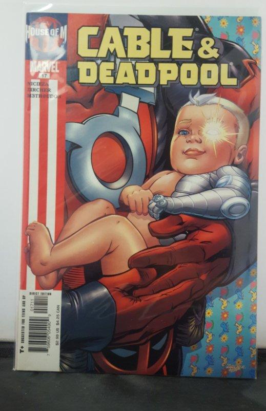 Cable & Deadpool #17 (2005)