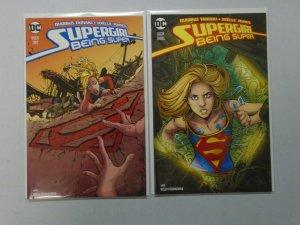 Supergirl Being Super #2+3 8.0 VF (2017)