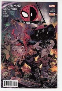 SPIDER-MAN DEADPOOL (2015 MARVEL) #15