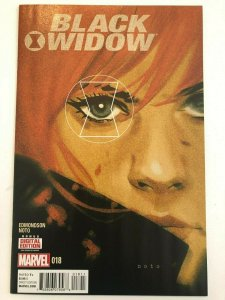 Black Widow (2014 Series) #18 Nathan Edmondson, Phil Noto NM