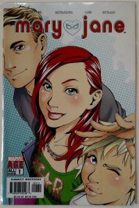 MARY JANE #1 2 3 4, NM, Spider-Man, 2004, more Marvel in store, 1-4 set