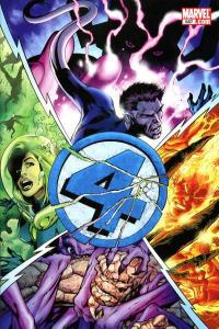 Fantastic Four (2003 series) #587, NM + (Stock photo)