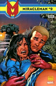 Miracleman (2nd Series) #9 VF; Marvel   save on shipping - details inside
