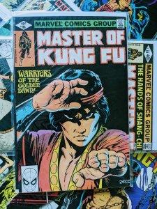 Master of Kung Fu #86 (1980)