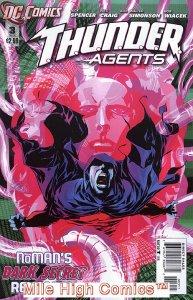 THUNDER AGENTS (2011 Series)  (VOL. 2) (DC) #3 Near Mint Comics Book