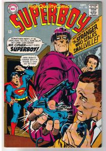 SUPERBOY #150, VF+, Stalker, Neal Adams, Smallville, 1949 , more DC in store