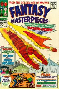 Fantasy Masterpieces (Vol. 1) #11 VF; Marvel | save on shipping - details inside