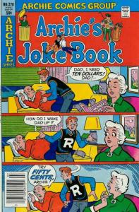 Archie's Jokebook Magazine #278 VF/NM; Archie | save on shipping - details insid