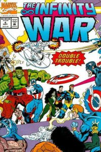 Infinity War #4, VF- (Stock photo)