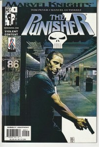 The Punisher #9 (2002)