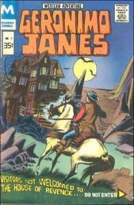 Charlton GERONIMO JONES #7 VG/FN Modern Variant