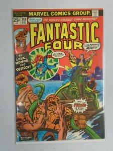 Fantastic Four #149 6.5 FN+ (1974 1st Series)