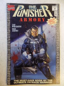 PUNISHER ARMORY # 3