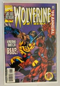 Wolverine Annual '99 Deadpool 1st Series 8.5 VF+ (1999)