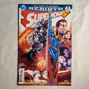 Superwoman 1 Very Fine+ Cover by Phil Jimenez