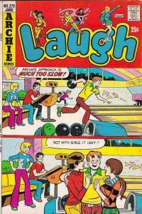 Laugh Comics #279, Good (Stock photo)