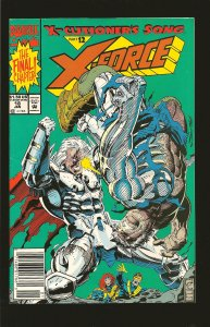 Marvel Comics X-Force Vol 1 No 18 January 1993