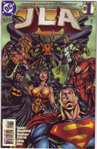 JLA #1 (Jan-97) NM/NM- High-Grade Justice League of America