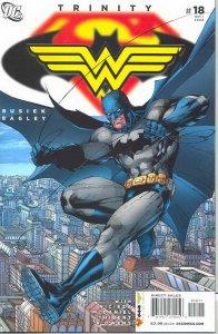 TRINITY (2008 DC COMICS) #18