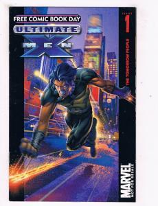 Ultimate X-Men #1 VG Marvel Comics Free Comic Book Day Comic Book DE40 AD14