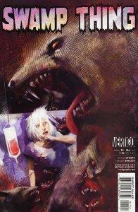 Swamp Thing (4th Series) #11 VF; DC/Vertigo   save on shipping - details inside