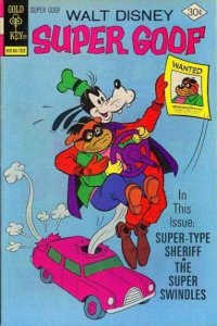 Super Goof #41, Fine+ (Stock photo)